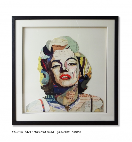 Marilyn Monroe ,Wall Art Decor