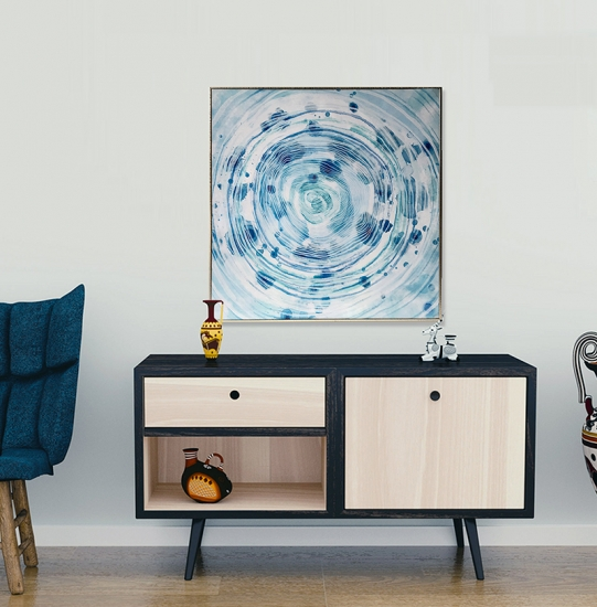 Modern Abstract Printed art
